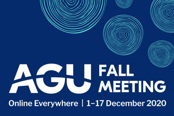 AGU Fall Meeting, December 1-17, 2020
